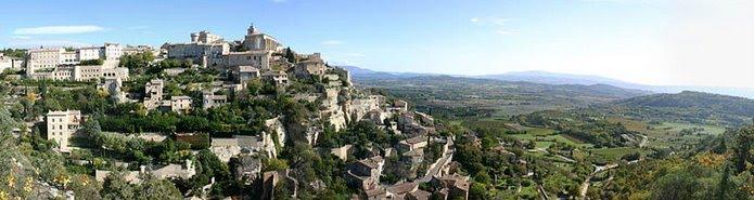 Gordes, Provence, by Jean-Marc Rosier